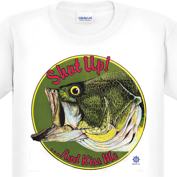 Bass Fishing T-Shirt