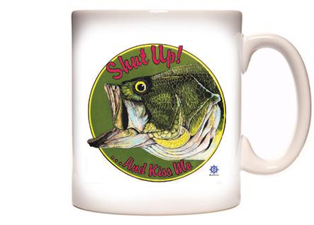 Bass Fishing Coffee Mug