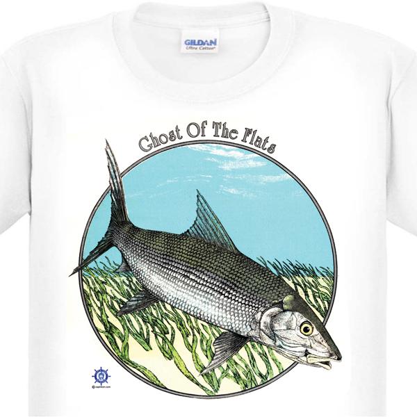 Bonefish Fishing T-Shirt