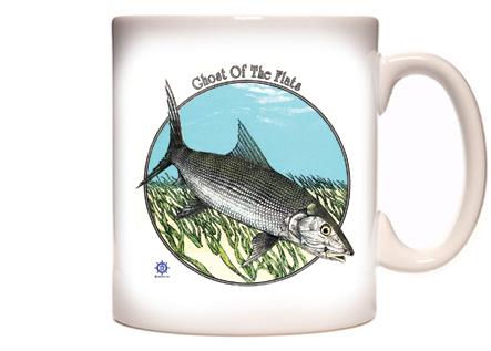 Bonefish Fishing Coffee Mug