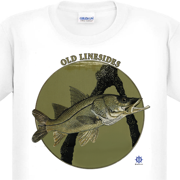 Snook Fishing T-Shirt