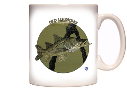 Snook Fishing Coffee Mug