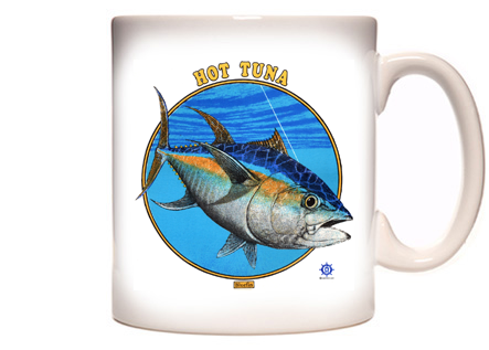 Bluefin Tuna Fishing Coffee Mug
