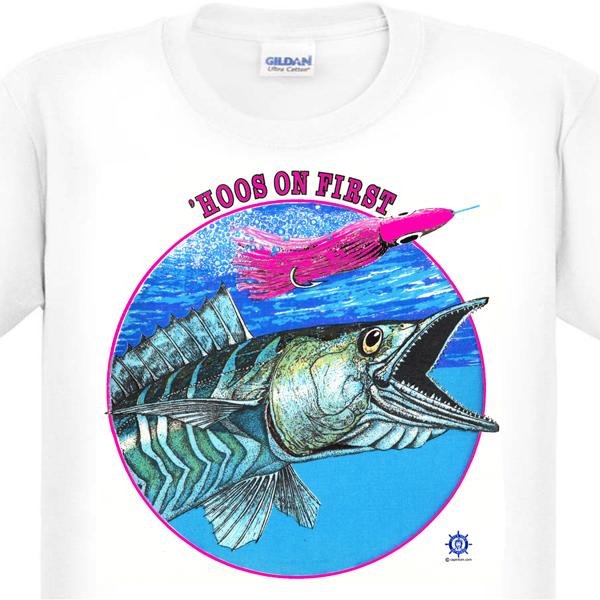 Wahoo Fishing T-Shirt