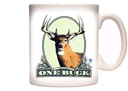 Funny Deer Hunting Coffee Mug