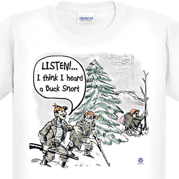Funny Hunting T-Shirt