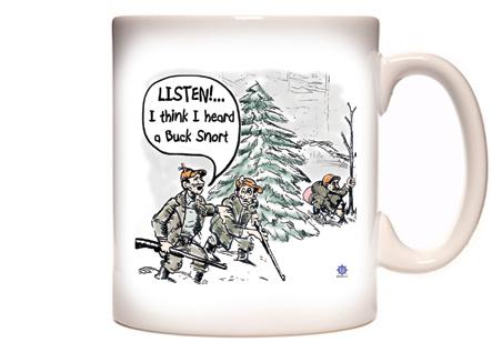 Funny Hunting Coffee Mug