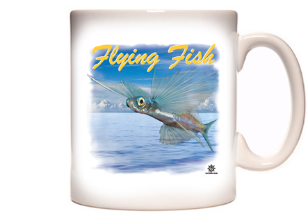 Flyingfish Coffee Mug