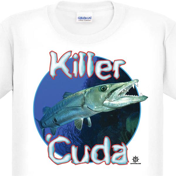 Killer 'Cuda T-Shirt