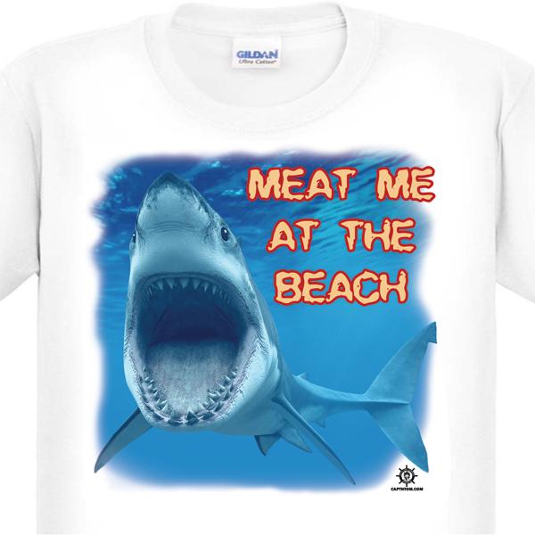 Funny Beach T-Shirt