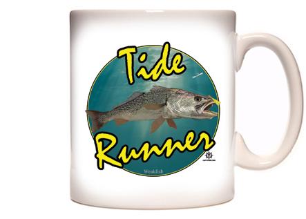 Weakfish (Sea Trout) Fishing Coffee Mug