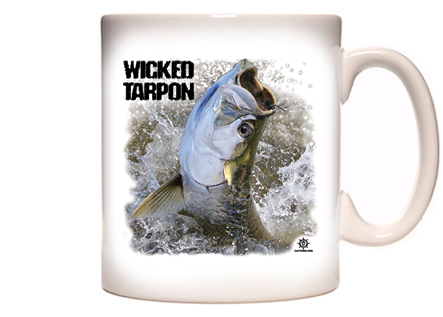 Tarpon Fishing Coffee Mug