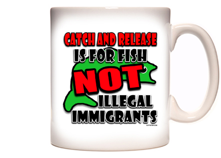 Catch and Release Is For Fish Coffee Mug
