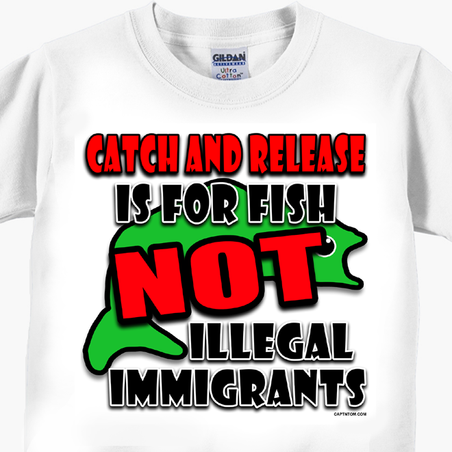 Catch and Release Is For Fish T-Shirt