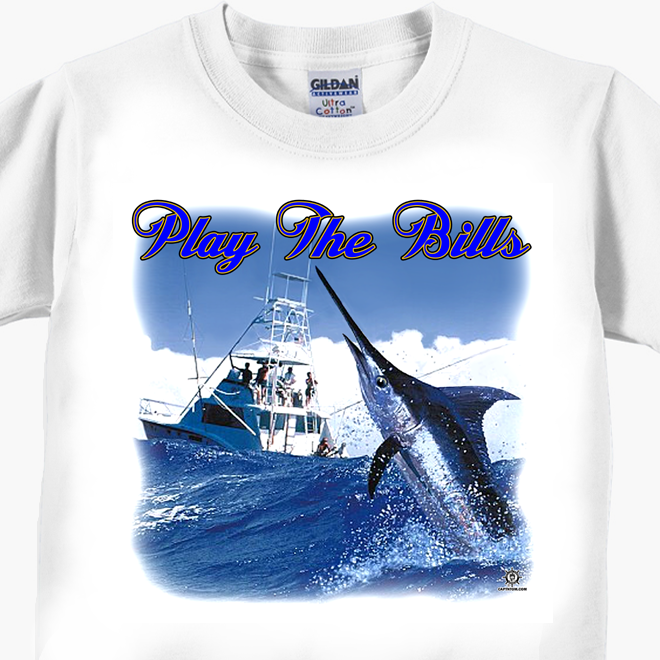 Play The Bills T-Shirt
