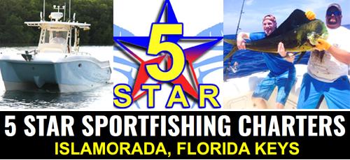 5 Star Sportfishing Charters
