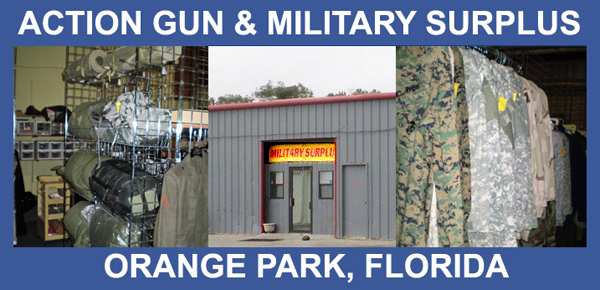 ACTION GUN & MILITARY SURPLUS