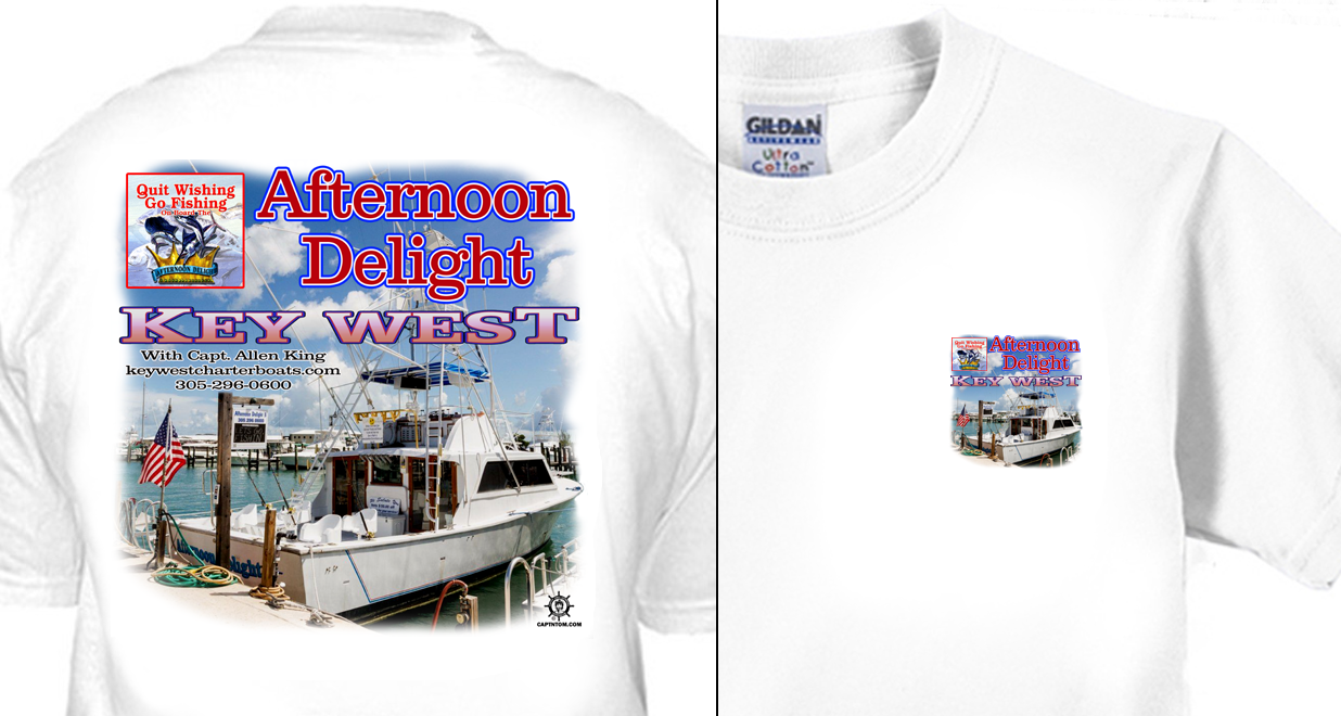 Afternoon Delight Fishing Charters