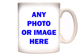 Any Image On A Coffee Mug