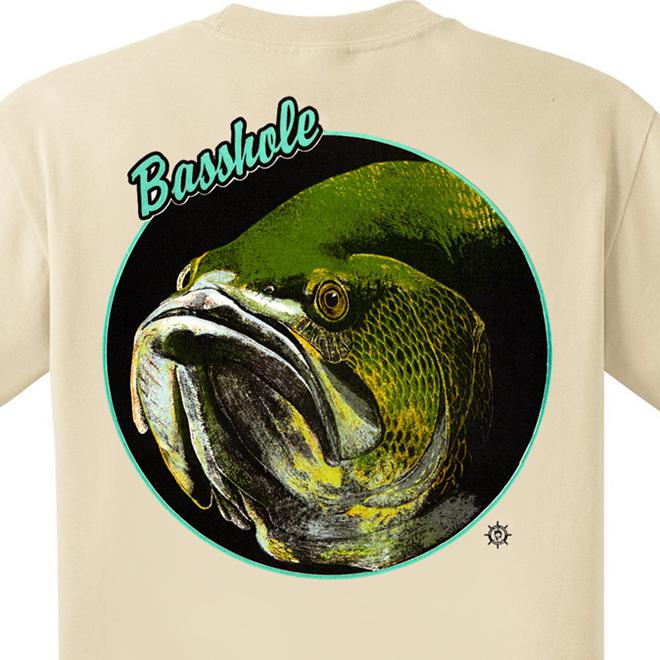 Capt'n Tom's Basshole T-Shirt