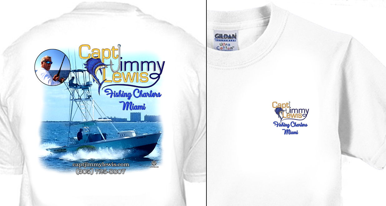 Captain Jimmy Lewis Fishing Charters