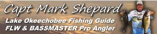 Captain Mark Shepard Bass Guide