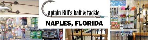 CAPTAIN BILL'S BAIT & TACKLE