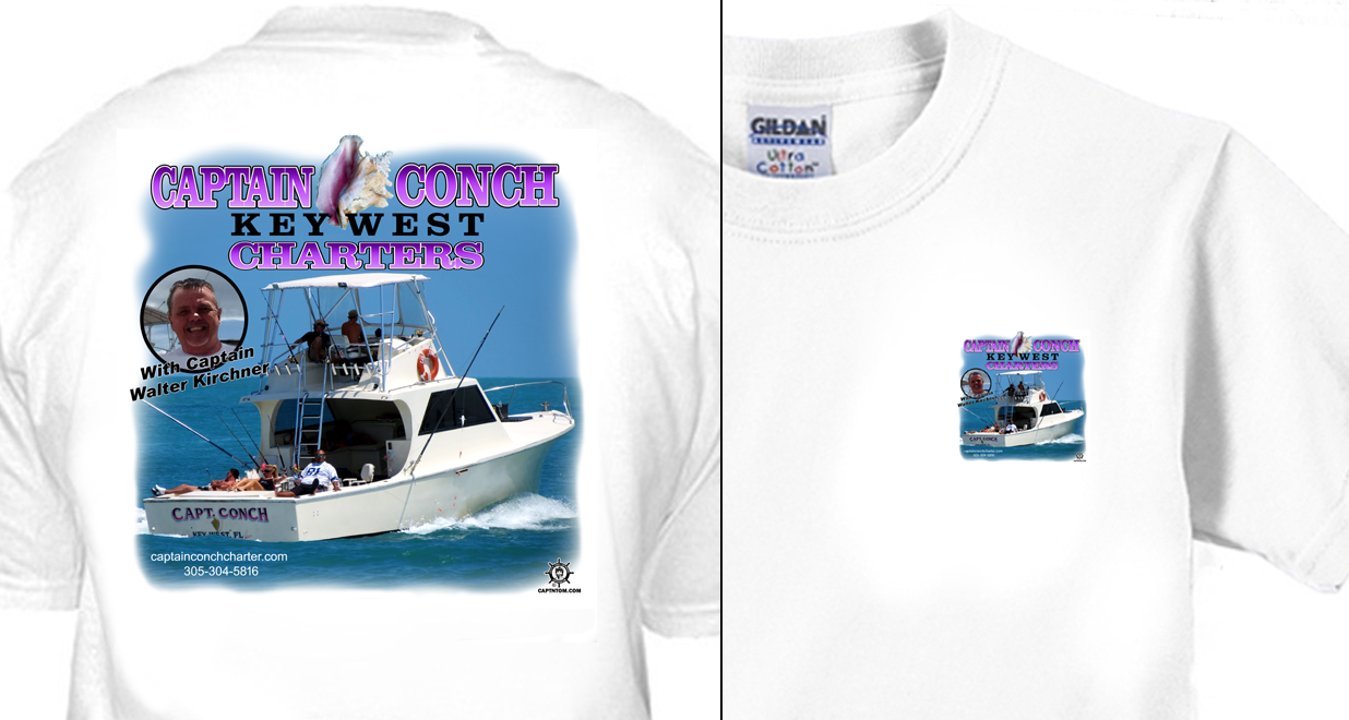 Captain Conch Charters