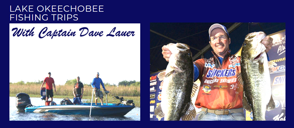 Okeechobee Fishing with Captain Dave Lauer