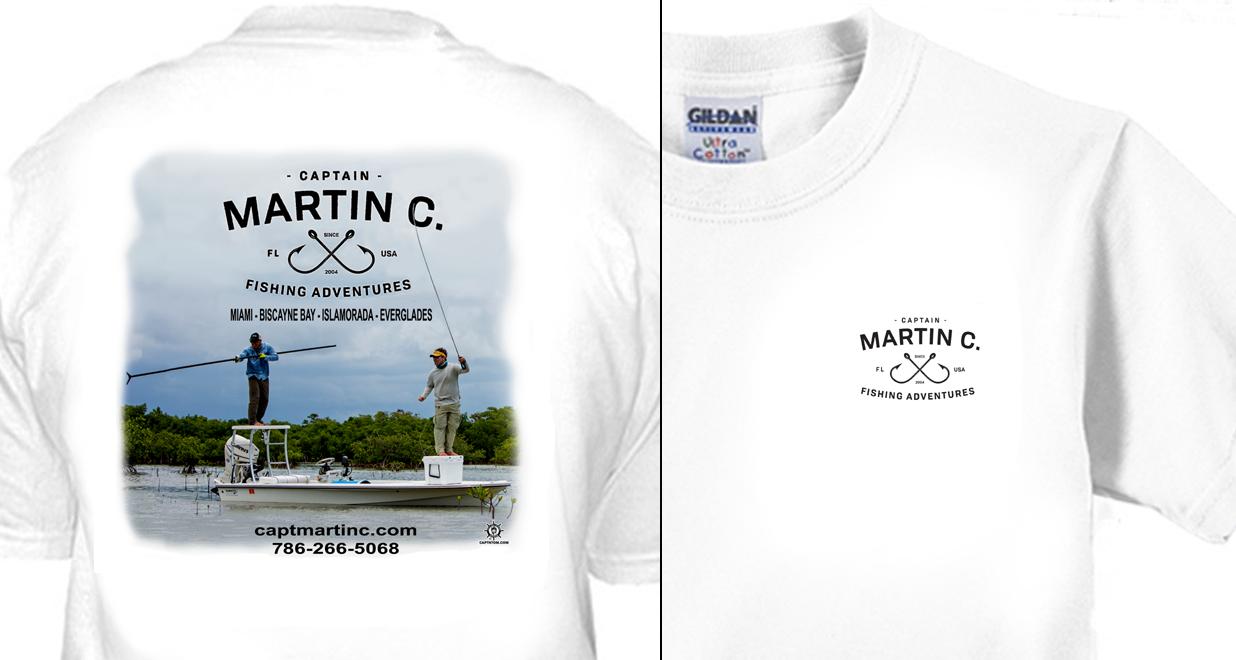 Captain Martin C Fishing Adventures