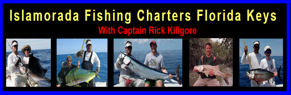 Fishing With Captain Rick Killgore