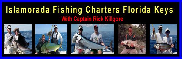 Fishing With Captain Rick Killgore