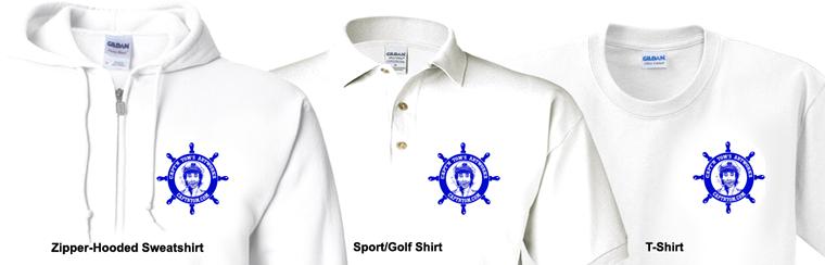 Capt'n Tom's Artworks t-shirt logo