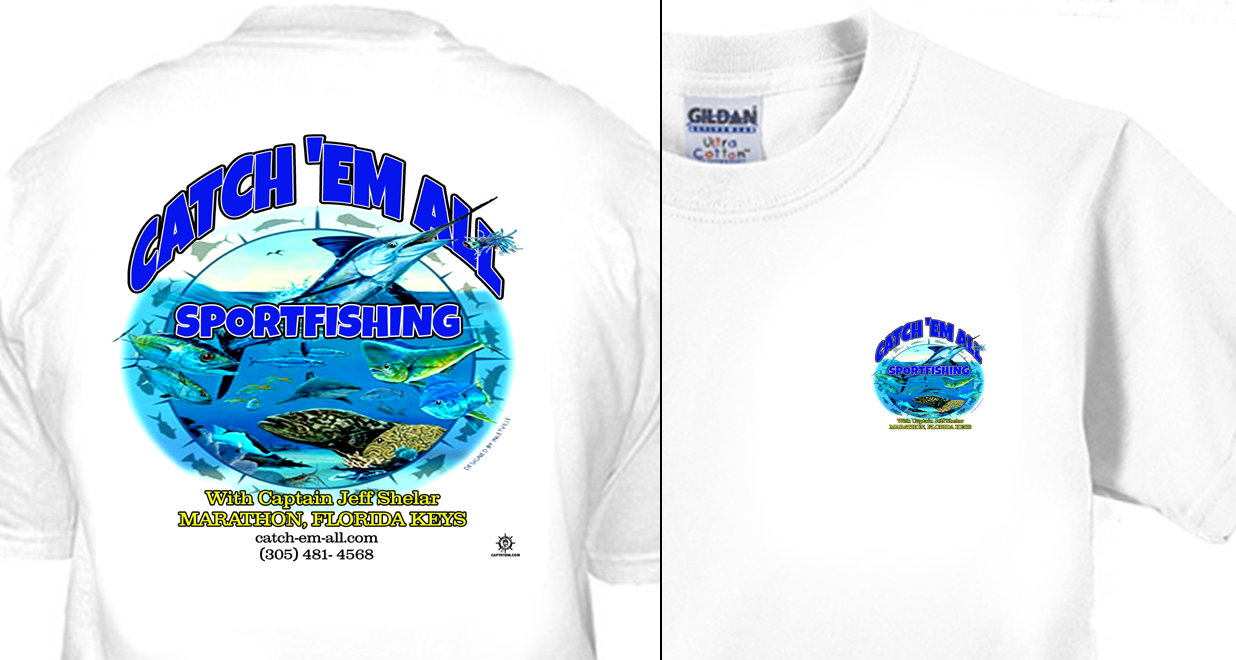 Catch 'Em All Sportfishing