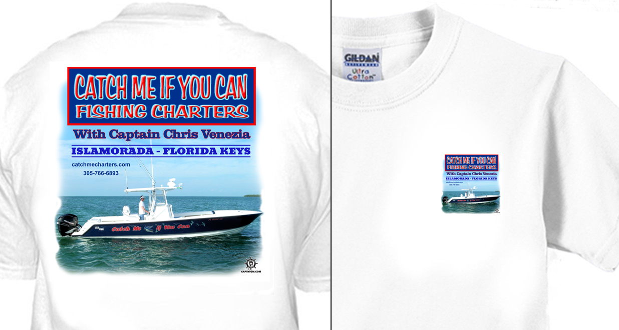 Catch Me If You Can Fishing Charters