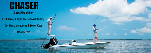 Chaser Flats Fishing