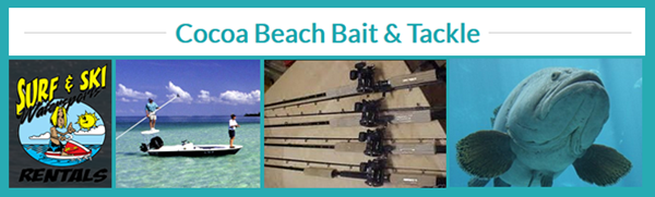 COCOA BEACH PIER BAIT & TACKLE