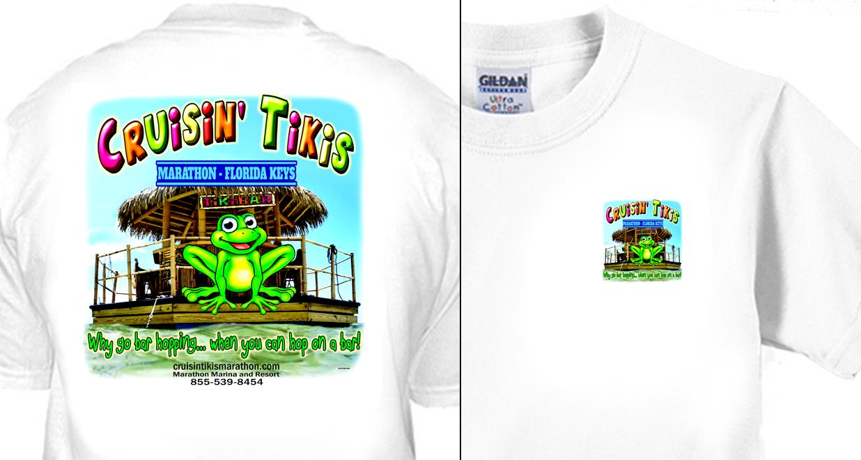Cruisin' Tikis Marathon -Frog-