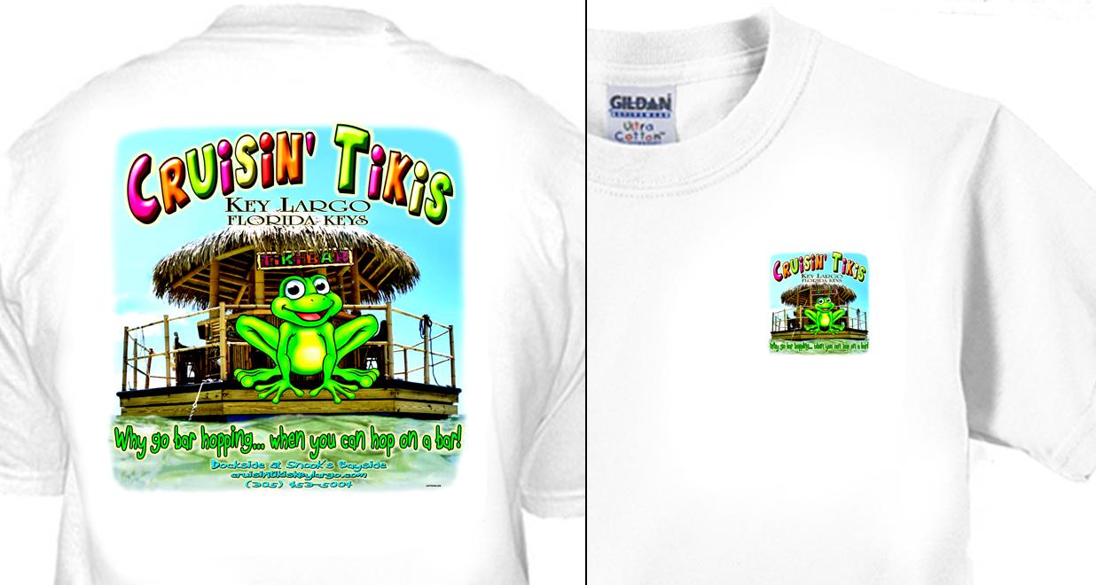 Cruisin' Tikis Key Largo - Frog
