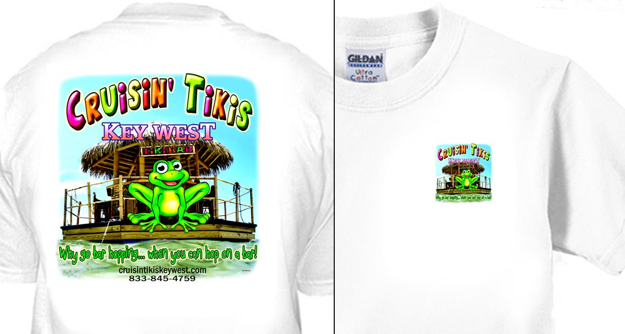 Cruisin' Tikis Key West - Frog