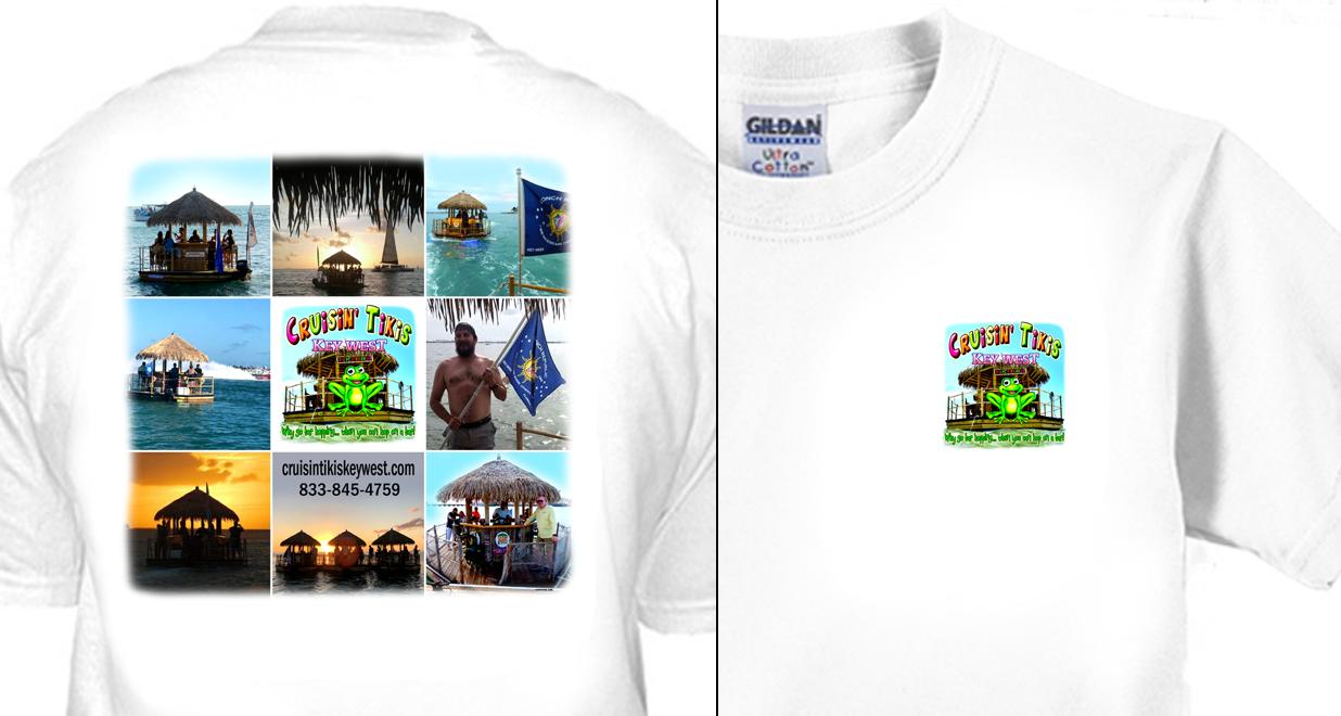 Cruisin' Tikis Key West - Nine Squares