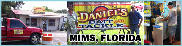 DANIEL'S BAIT & TACKLE