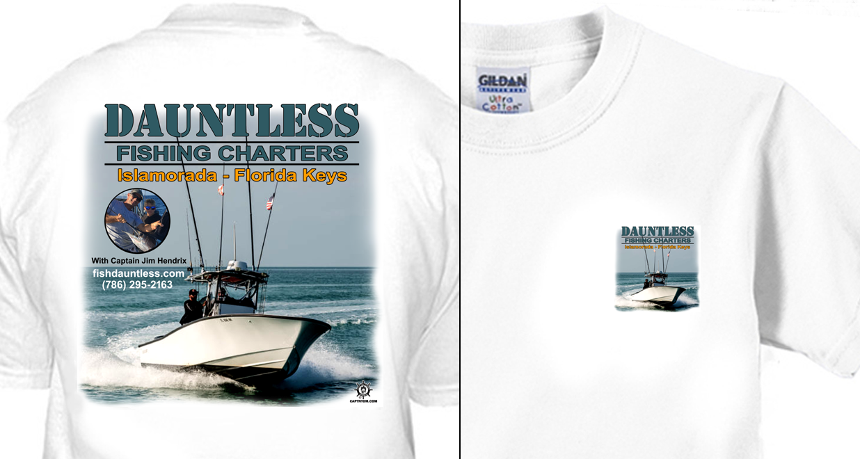 Dauntless Fishing Charters
