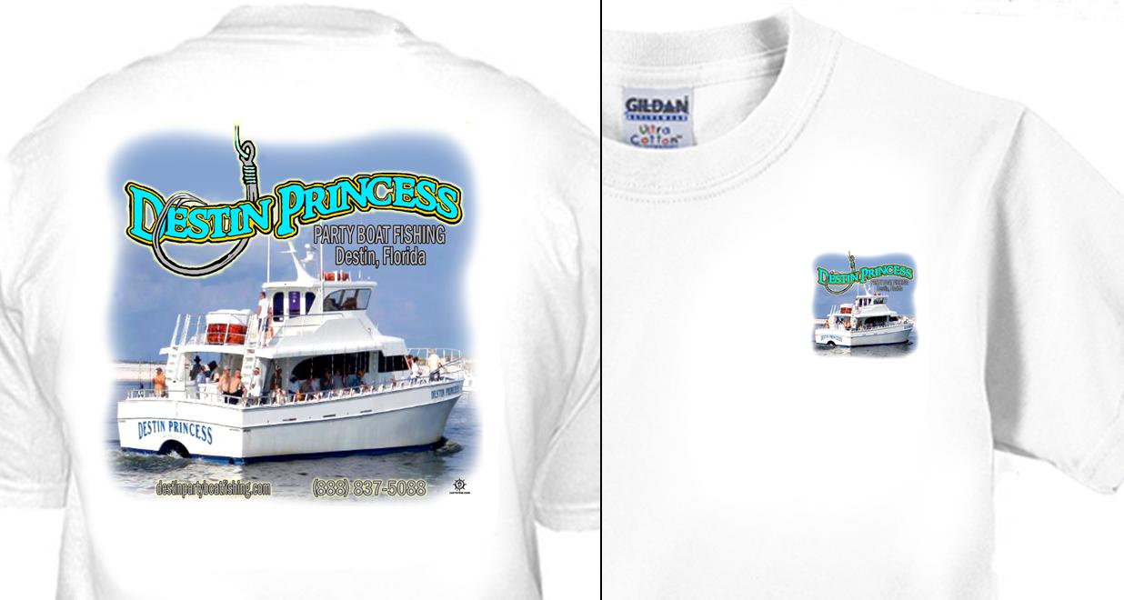 Destin Princess Party Boat Fishing