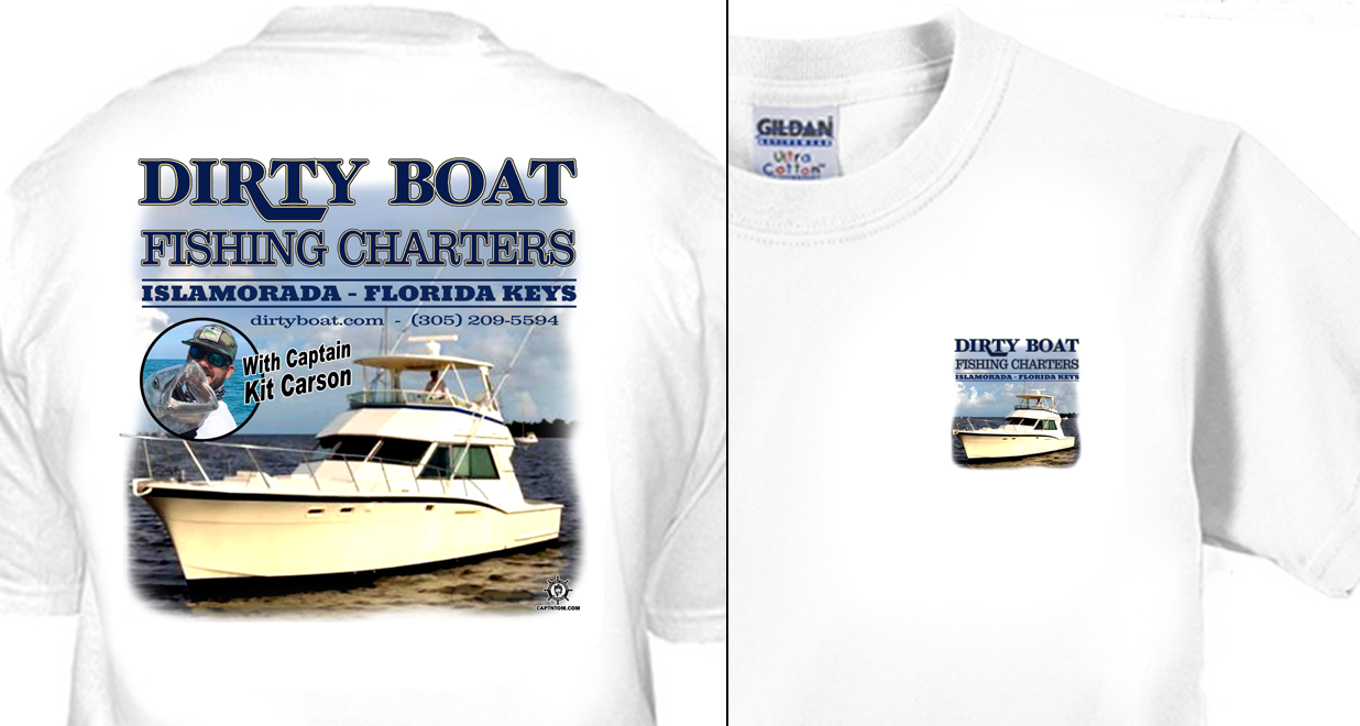 Dirty Boat Fishing Charters