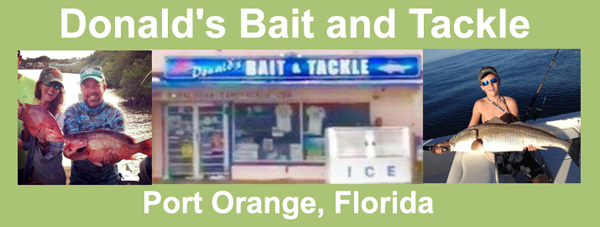 DONALD'S BAIT & TACKLE