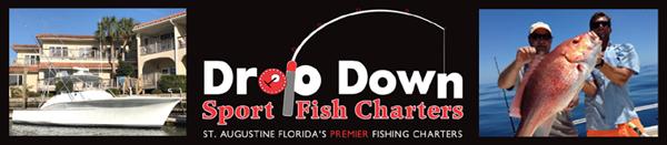 DROP DOWN SPORT FISH CHARTERS