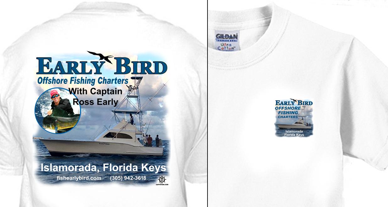 Early Bird Offshore Fishing Charters