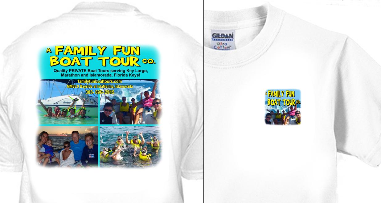 Family Fun Boat Tour Company