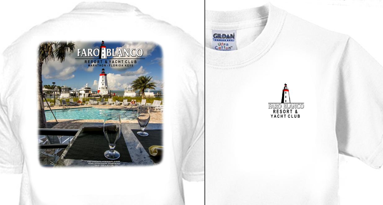 Faro Blanco Resort & Yacht Club - Design Number 1
